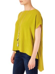 Phase Eight Lana crepe blouse