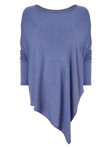 Phase Eight Melinda asymmetric knit top