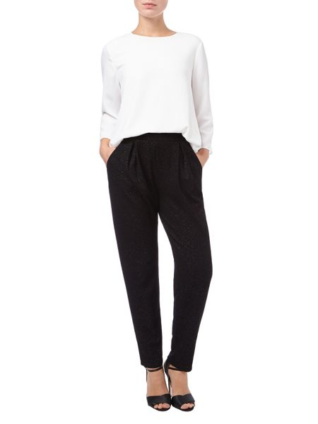 Phase Eight Lexie sparkle soft trousers