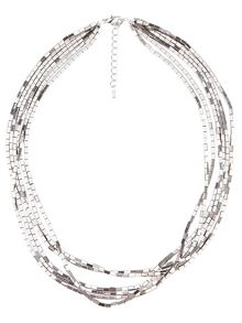 Phase Eight Gemma multi row necklace