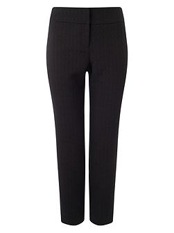 Erica jacquard trousers