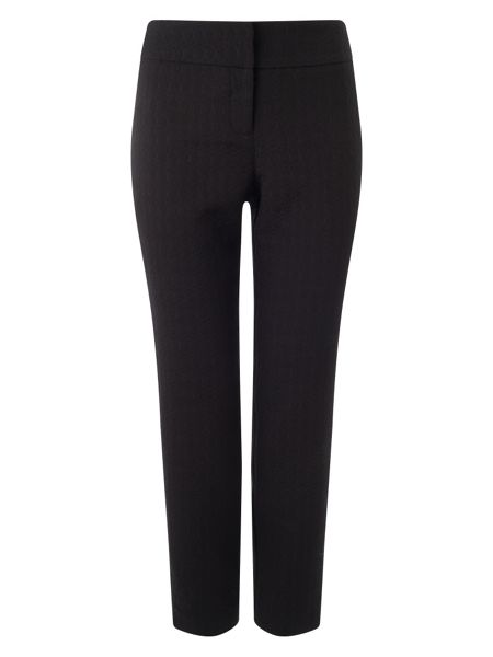 Phase Eight Erica jacquard trousers