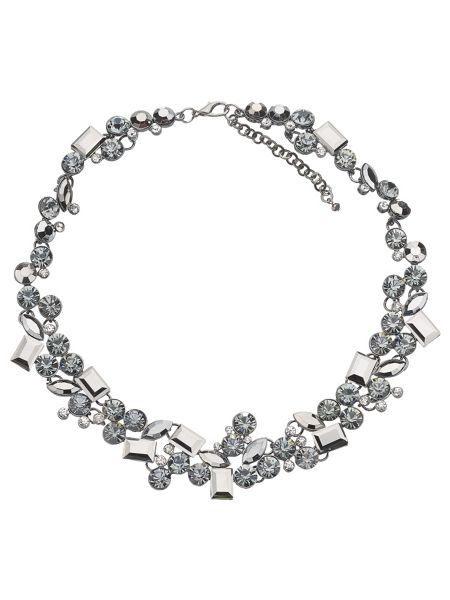 Phase Eight Cleo crystal statement necklace