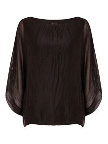 Zinnia Silk Blouse