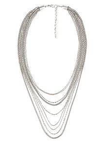 Layered Necklace - House Of Fraser