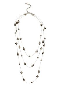 Phase Eight Leona sparkle bead necklace