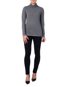 Phase Eight Ginia roll neck top