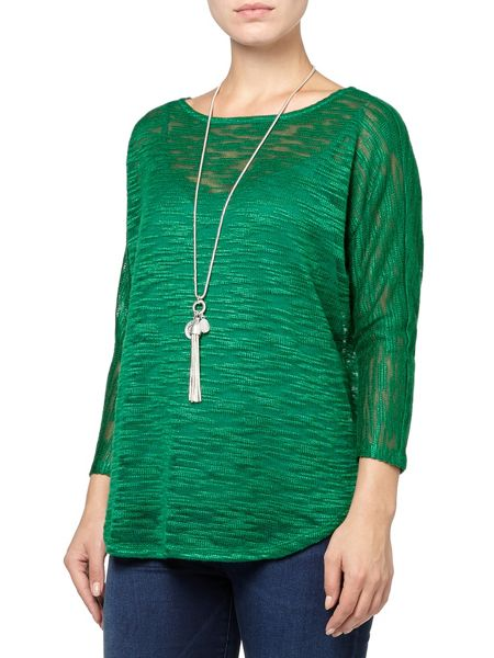 Phase Eight Saskia slub top