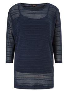 Phase Eight Sydney stripe top