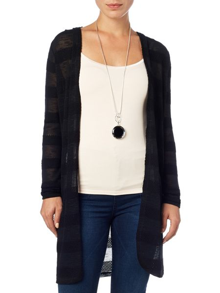 Phase Eight Chloe self stripe cardigan