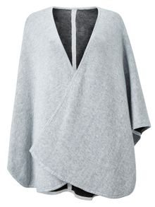 Fearne reversible cape
