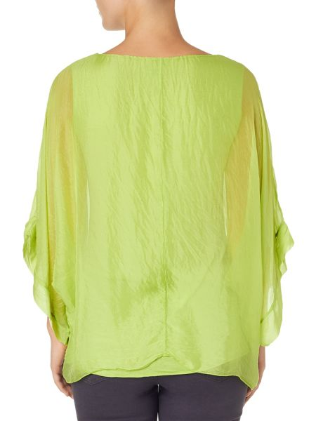Phase Eight Zinnia blouse