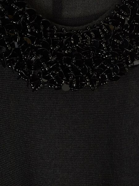 Phase Eight Nieve necklace knit dress