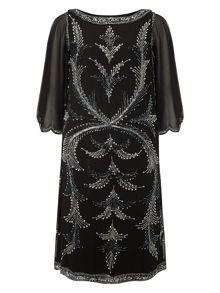 Phase Eight Esmerelda beaded dress