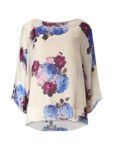 Phase Eight Acacia silk blouse