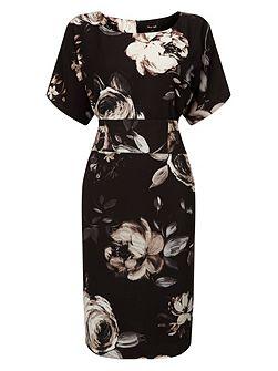 Joanie floral dress