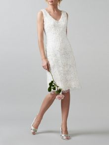 Phase Eight Ines tapework wedding dress
