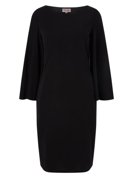 Phase Eight Christabel cape dress