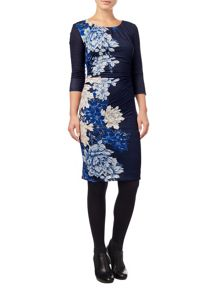 Phase Eight Corrine printed dress