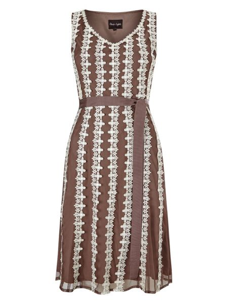 Phase Eight Chessy lace dress