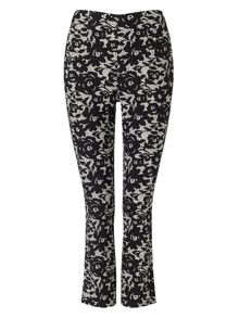 Elise lace trousers