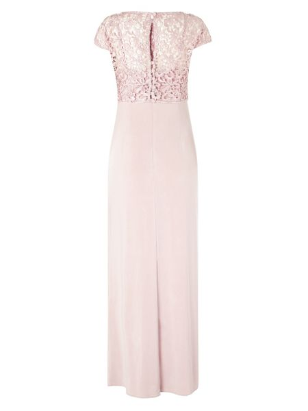 Phase Eight Helen lace full length dress