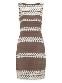 Phase Eight Simone layered dress