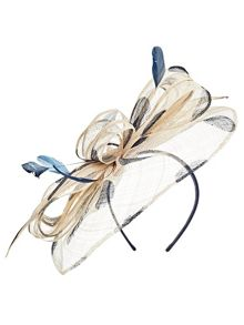 Nadine Dotty Disc Fascinator