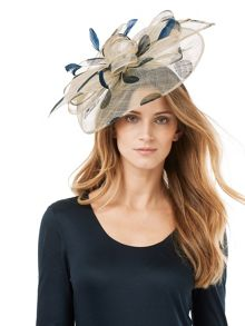 Phase Eight Nadine Dotty Disc Fascinator