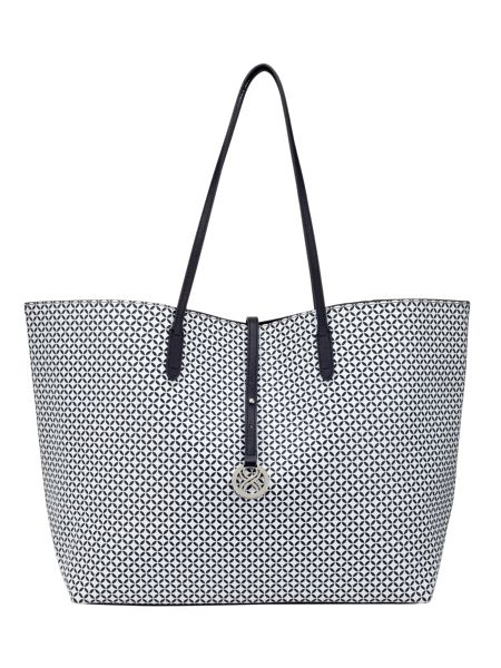 Phase Eight Cali printed shopping tote bag