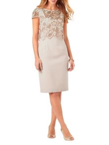 Phase Eight Juno lace dress