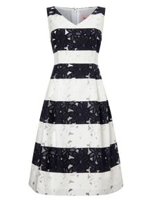 Phase Eight Bea Stripe Dress