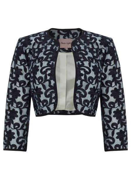 Phase Eight Victoria lace jacket
