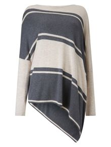 Phase Eight Stripe melinda knit jumper