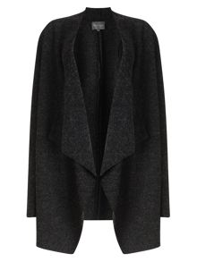 Phase Eight Brogan waterfall knit jacket