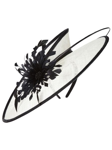 Phase Eight Adrina flower disc fascinator