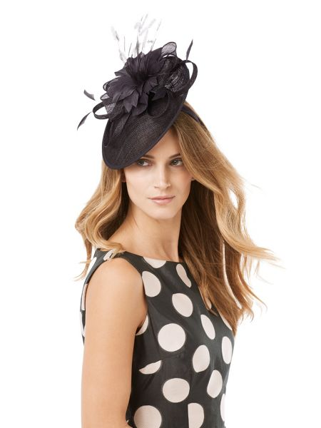 Phase Eight Zoe disc fascinator