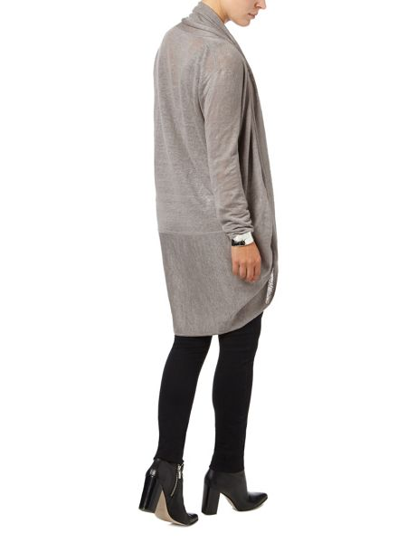 Phase Eight Eira ellipse hem cardigan