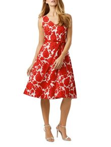 Phase Eight Poppy burnout dress