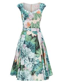 Phase Eight Eden printed dress