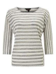 Carris Stripe Top