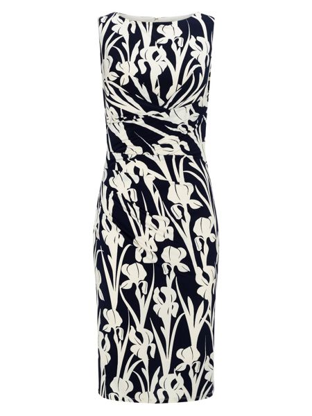 Phase Eight Iris printed dress
