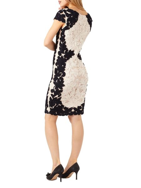 Phase Eight Cornelia tapework dress