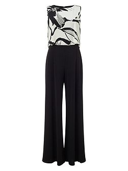 Phase Eight Lara printed jumpsuit