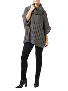 Phase Eight Adrianna chunky poncho