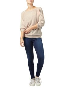 Phase Eight Claudina colour block knit jumper