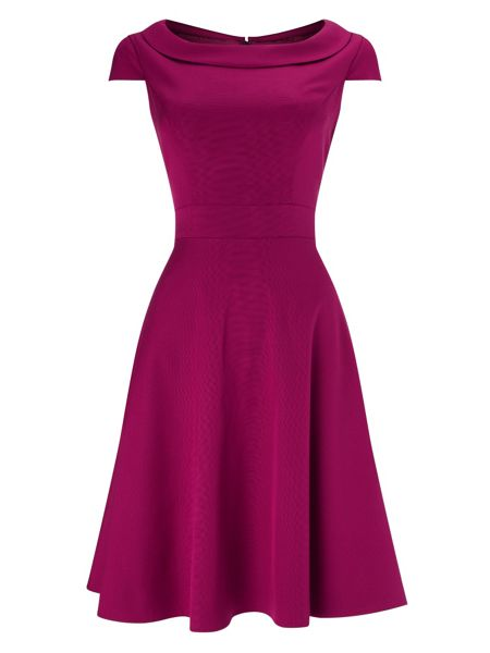 Phase Eight Nicola fit and flare dress
