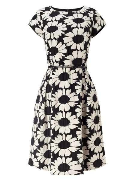 Phase Eight Daisy jacquard dress