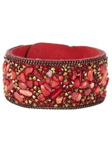 Phase Eight Freya embellished cuff
