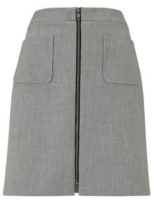 Phase Eight Drue melange skirt